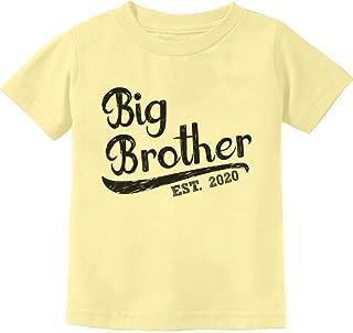 Gift for Big Brother 2020 Boys Infant Kids T-Shirt
