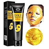 24k Gold Bio Collagen Peel-off Facial Mask Whitening Anti-Wrinkle Face Masks Skin Care Face Lifting Firming Moisturize 60g