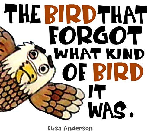 The Bird that forgot what kind of Bird it was - A Picture Book for Kids Ages 3-5 years Illustrated with Cut-Out Colored Paper: A read aloud bedtime story for children. (English Edition)