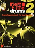 Real Time Drums Level 2, m. Audio-CD - Arjen Oosterhout