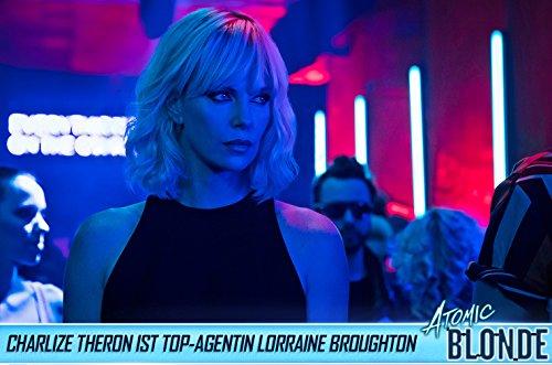 Atomic Blonde (4K Ultra HD) (+ Blu-ray 2D)