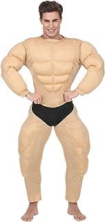Camisa muscular verde-súper héroe talla L 52-54 bodybuildner sixpack muscular