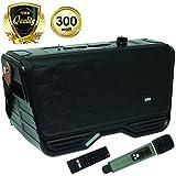 EMB EURO49K 300W Portable Bluetooth Boombox HiFi Stereo Speaker Indoor/Outdoor...