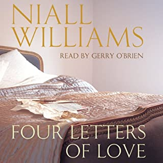 Four Letters of Love cover art