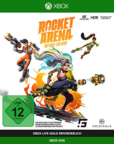 ROCKET ARENA - MYTHIC EDITION - [Xbox One]