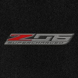Lloyd Mats Ultimat C7 Corvette Z06 Supercharged logo Floor Mats (2014-2015-2016)
