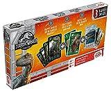 Shuffle- Tripack Jurassic World Juego de Cartas, Multicolor (Cartamundi 108437902)