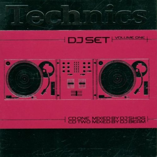 Technics-DJ-Set Vol.1