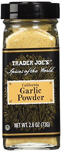 Trader Joe's Spices Of The World California Garlic Powder