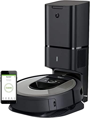popular iRobot Roomba i6+ (6550) Robot Vacuum with Automatic Dirt Disposal-Empties Itself for up to 60 Days, outlet sale Wi-Fi Connected, discount Works with Alexa, Carpets, + Smart Mapping Upgrade - Clean & Schedule by Room outlet online sale