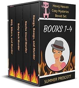 Hawg Heaven Cozy Mysteries: Books 1 - 4 by [Summer Prescott]