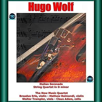 Wolf: Italian Serenade - String Quartet in D minor
