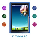 Haehne 7 Zoll Tablet PC, Google Android 4.4, A33 Quad Core,