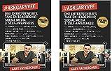 2 Books #AskGaryVee: One Entrepreneur's Take on Leadership, Social Media, and Self-Awareness Hardcover