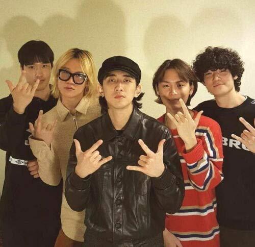 Jannabi - [Legend] 2nd Album CD+Booklet+Tracking K-POP Sealed Band Music Super Star K