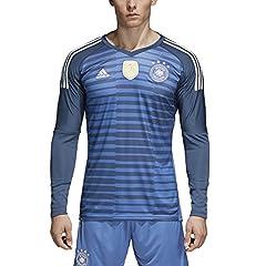 Adidas Camiseta Portero 1ª Equipación Selección Alemana de Fútbol Hombre WM 2018 Manga Larga