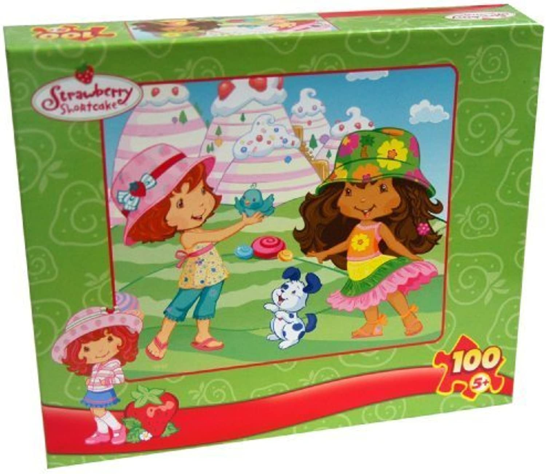 Strawberry Shortcake 100-Piece Puzzle - Girly Bird by Strawberry Shortcake