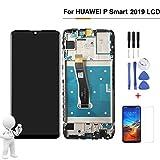 FONCBIEN Huawei P Smart 2019 Pantalla LCD -...