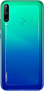 "Huawei Y7P Smartphone,Dual SIM,64 GB ROM, 4GB RAM,48MP,4000mAh,6.39"" Display - Aurora Blue"