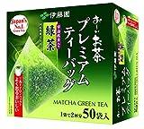 Itoen Premium Tee Bag Green Tea 1.8g - 50 peace - Green Tea
