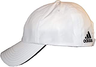 adidas A605 Performance Poly Relaxed Golf Hat with Rear Logo