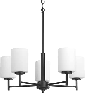 Progress Lighting P4319-31 Up/Down Replay 5 Light Chandelier, 180