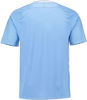 Nike 2017/18 Men's Manchester City Home Blank Jersey - Blue