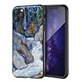 Arthur Lismer iPhone 11 Pro Max用ケース/ファインアート携帯電話ケース/高解像度ジクレーレベルUV複製プリント 携帯電話カバー(マウンテンストリームBc)