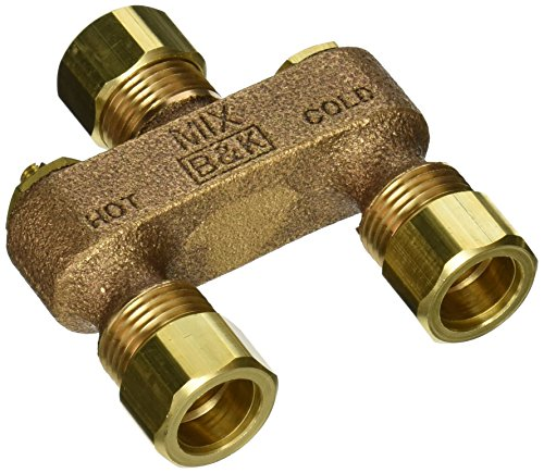 Mueller Industries B and K Industries 109-503RP Anti-Sweat Toilet Tank Valve