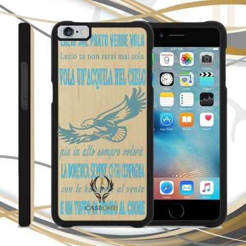 Custodia Cover Case Coro Lazio per iPhone 6 in Legno