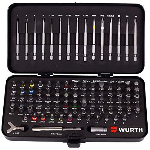 Würth 614250300 Set attrezzi