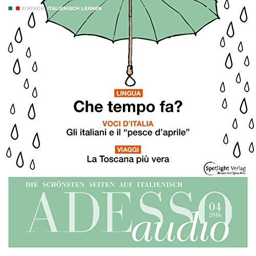 ADESSO Audio - Che tempo fa? 4/2016 Titelbild
