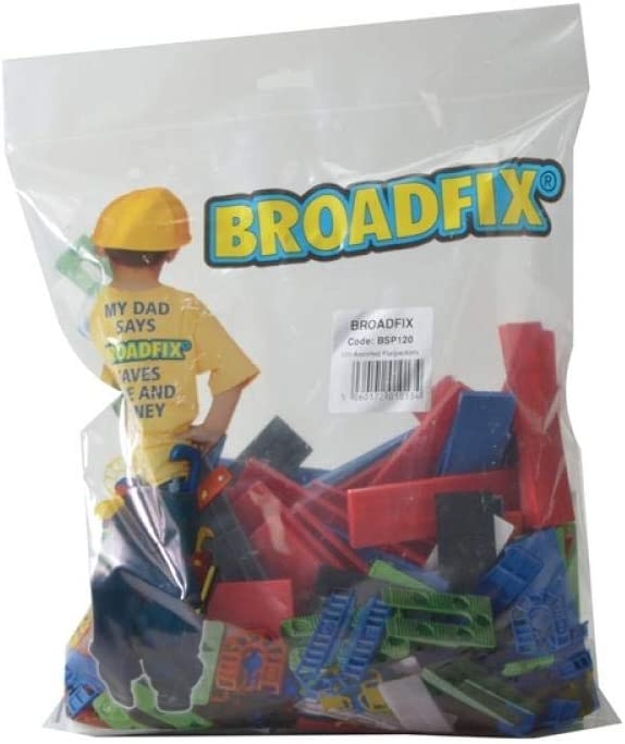 BROADFIX/® Bloques de acristalamiento pr/émium 4 mm Placas espaciadoras de pl/ástico 50 unidades 28 x 100 mm