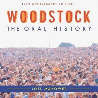 Woodstock audiobook cover art