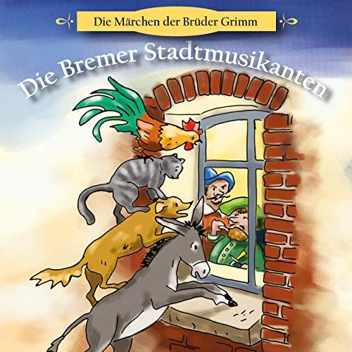 Couverture de Die Bremer Stadtmusikanten