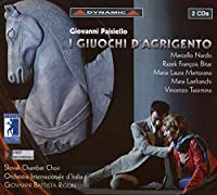 パイジェッロ:歌劇「アグリジェントの競技会」(リゴン)