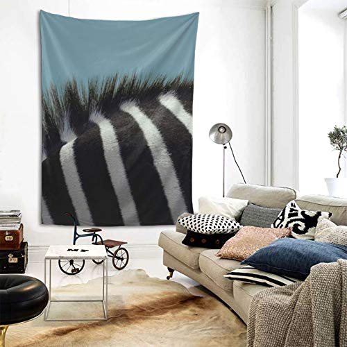Deborah The Zebra Variety Face Towel Art Tapestry Handicraft Party Decoration Banner Garland Event Banner and Home Decoration