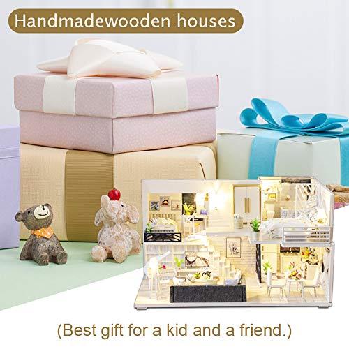 CUTEBEE『DIY木製ドールハウスHappyTime』