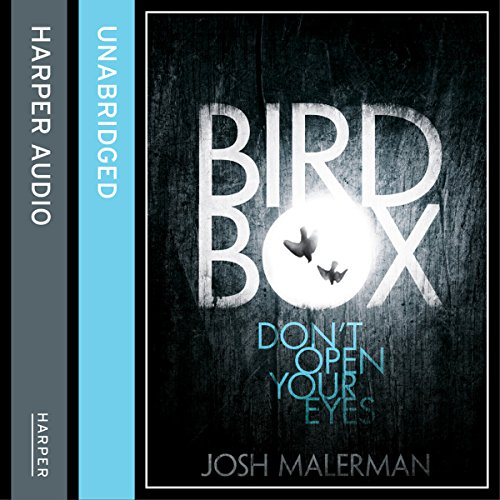 Bird Box audiobook cover art