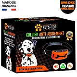 One PETS-TOP Collier Anti Aboiement...