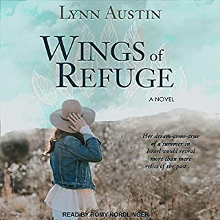 Wings of Refuge audiobook cover art