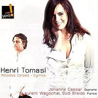 Melodies Corses - Cyrnos by TOMASI HENRI (2012-02-14)