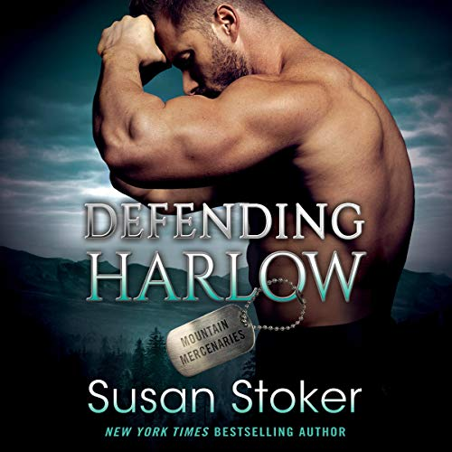 Defending Harlow audiobook cover art