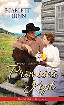 Promises Kept (The McBride Brothers Book 1) by [Scarlett Dunn]