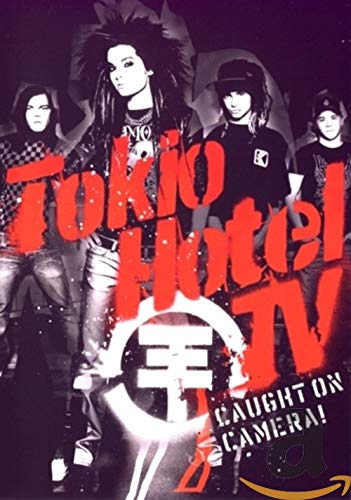 Tokio Hotel - TV caught on camera