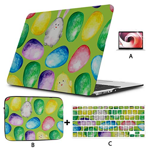 13 Estuche para Macbook Crear Colorido Kiss Stone Umbrella Love Macbook Pro 13 Carcasa Hard Shell Mac Air 11'/ 13' Pro 13'/ 15' / 16'con Funda para portátil para Macbook Versión 2008-2020