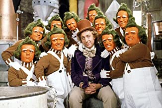 Willy Wonka and The Chocoalte Factory Oompa Loompa 24X36 Poster