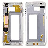 zhangxia Replacement Frame Bezel Plate For Galaxy Spare Parts Carcasa Frontal Placa de Bisel con Marco LCD para Galaxy S7 Edge / G935