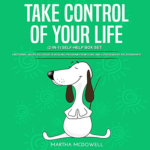 Take Control of Your Life (2-in-1) Self-Help Box Set  By  cover art