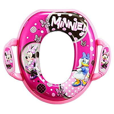 The First Years Disney Minnie Soft Potty Seat, Multi from The First Years